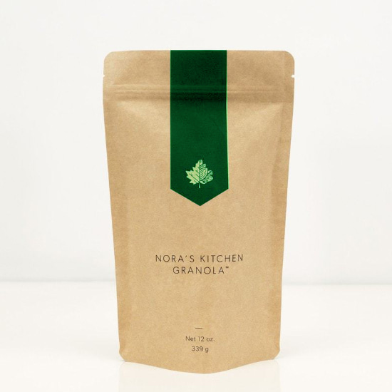 ORIGIN GRANOLA - GREEN